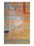 Halbkreis Zu Winkligem, 1932 Giclee Print by Paul Klee