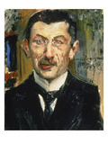 Eduard Krueger, 1912 Prints by Lovis Corinth