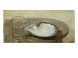 Still Life with Shell, 1869 Giclee Print by Louis Eysen