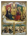 Allerheiligen-Altar. Mitteltafel Prints by Hans Burgkmair