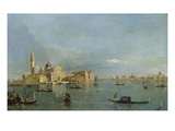 Bacino Di San Marco with View to San Giorgio Maggiore, Venice Prints by Francesco Guardi