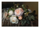 The Bouquet Giclee Print by Johan Laurentz Jensen