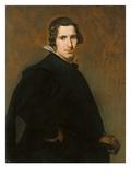 Young Spanish Nobleman, 1623-1630 Poster van Diego Velázquez