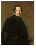Young Spanish Nobleman, 1623-1630 Posters by Diego Velázquez