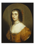 Elisabeth of the Palatinate (1618-1680), Daughter of Frederick V Prints by Gerrit van Honthorst