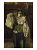 The Queen of the Harem Giclee Print by Ferdinand Max Bredt