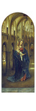 Virgin and Child in a Church Giclee Print by Jan Van Eyck