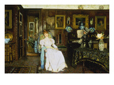 Sweet Home Giclee Print by John Atkinson Grimshaw