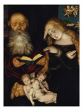 Nativity, 1539 Giclee Print by Hans Baldung Grien