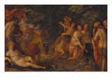 Diana and Actaeon Giclee Print by Johann Rottenhammer