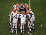 Cleveland Browns - Sept 23, 2012 Fotografisk trykk av Mark Duncan