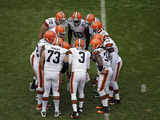 Cleveland Browns - Sept 23, 2012 Photographic Print by Mark Duncan