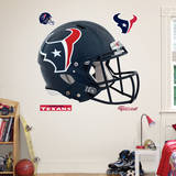 Houston Texans Revolution Helmet Wall Decal