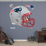 New England Patriots Revolution Helmet Wall Decal