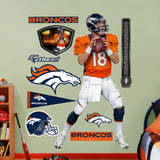 Peyton Manning- Home Wall Decal