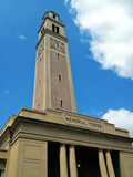 Louisiana State University: Memorial Tower Photo