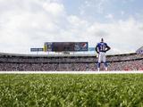 Buffalo Bills - Sept 16, 2012: Brad Smith Photo by Bill Wippert