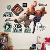 John Cena Shoulder Block Wall Decal