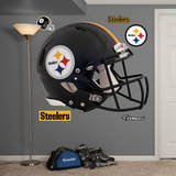 Pittsburgh Steelers Revolution Helmet Wall Decal