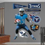 Kendall Wright Wall Decal