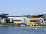 Pittsburgh Steelers - Sept 16, 2012: Heinz Field Print by Don Wright