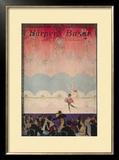 Harper's Bazaar, July 1916 Framed Giclee Print