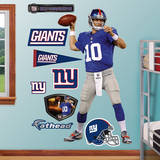 Eli Manning Wall Decal