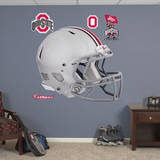 Ohio State Buckeyes Helmet Wall Decal
