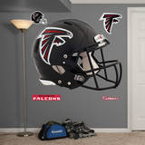Atlanta Falcons Revolution Helmet Wall Decal