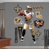 Drew Brees- Away Wall Decal