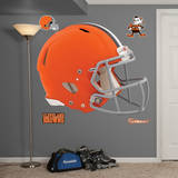 Cleveland Browns Revolution Helmet Wall Decal