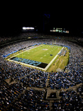 Carolina Panthers - Sept 20, 2012: Bank of America Stadium Photographic Print by Mike McCarn