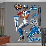 Matthew Stafford Wall Decal