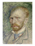 Self-Portrait, 1887 Giclee Print by Vincent van Gogh