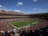 Washington Redskins - Sept 23, 2012: FedEx Field Photo av Alex Brandon