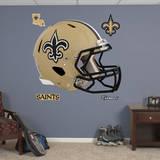 New Orleans Saints Revolution Helmet Wall Decal