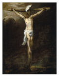 Christ on the Cross Giclee Print by Bartolomé Estéban Murillo