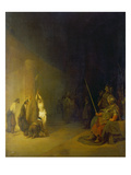 Christ at the Column Giclee Print by Aert de Gelder