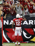 Arizona Cardinals - Sept 30, 2012: Andre Roberts Plakater av Ross D. Franklin