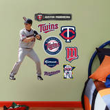 Justin Morneau Jr. Wall Decal