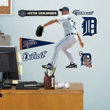 Justin Verlander Jr. Wall Decal