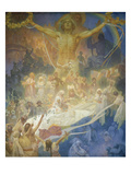 The Slav Epic: the Apotheosis of the Slavs, 1928 Giclee Print by Alphonse Mucha