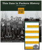 Green Bay Packers Hall of Fame - 2013 Wall Calendar Calendars