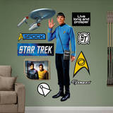Star Trek - Spock Wall Decal