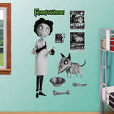 Frankenweenie Collection Wall Decal
