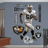 Rolando McClain Wall Decal