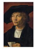 Portrait of a Young Man (Bernhard Von Reesen), 1521 Prints by Albrecht Dürer
