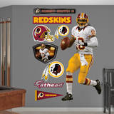 Robert Griffin III (RG3) - Away - Washington Redskins Wall Decal