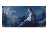 The Night on the Mount of Olives, about 1900 Giclee Print