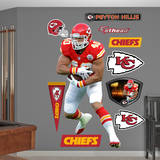 Peyton Hillis Wall Decal